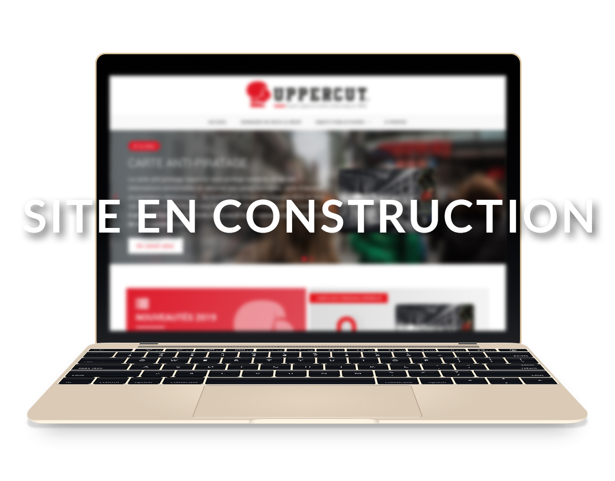 mockup site uppercut