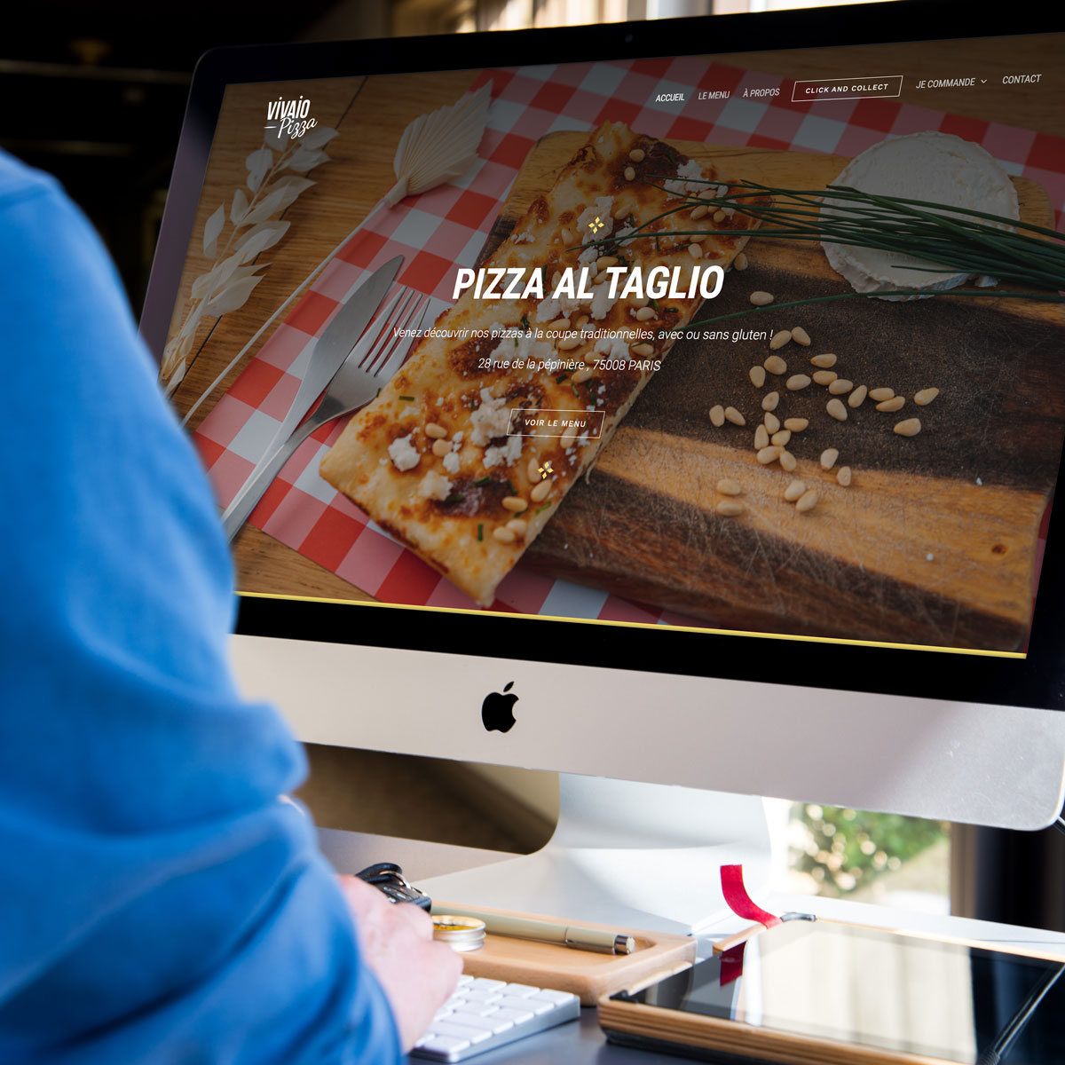 site vivaio pizza